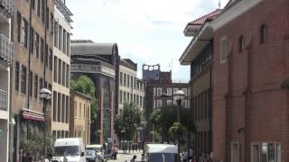 preview picture of video 'London: A Walk Along The River Thames South Bank, From The OXO Tower to The Shard - 19th May, 2014'