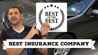 Which car insurance company is the best | 2020 | Car Insurance