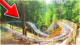 10 Homemade Roller Coasters You Must See To Believe