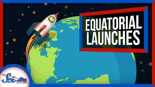 The Equator Is a Bad Place for These Rocket Launches