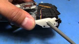 TWB #9 | Single Disc Clarion CD Mechanism Repair