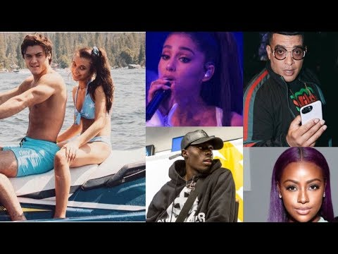 Ethma Confirmed, Ariana Grande Vs. Jason Lee, Sheck Wes An Abuser