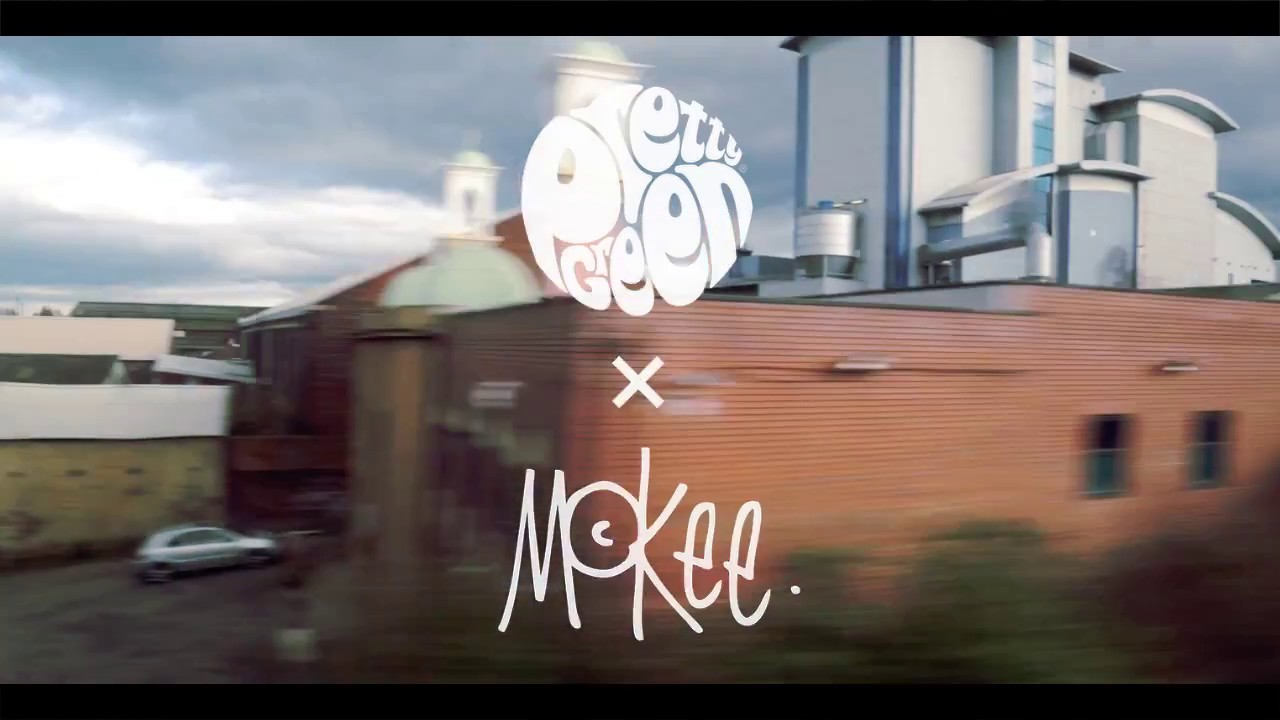 Pretty Green X Pete McKee Video