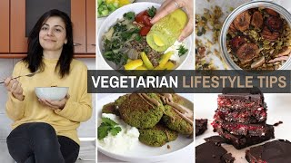 Beginner's Guide to Vegetarianism | Vegetarian Lifestyle Tips