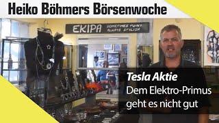 Böhmers Börsenwoche: Direkt aus Namibia – alles Wichtige zu Tesla