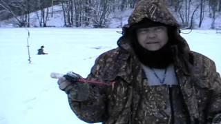Чехол для хранения зимних удочек