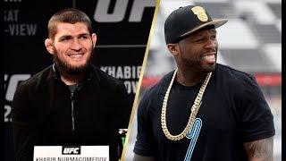 Хабиб Нурмагомедов станет депутатом, рэпер 50 cent займется MMA, соперник Петра Яна в UFC