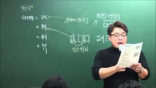 명진학원 박두현선생님 수능문법 6강