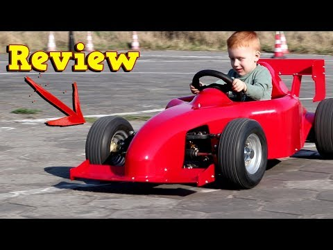 SPY F1 KIDS FORMULA 1 Car - FULL REVIEW