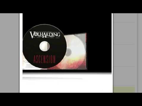 Volharding Ascension 3D Album Artwork Preview