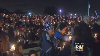 Hundreds Gather To Honor Fallen Little Elm Detective