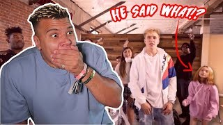 REACTING TO JAKE PAUL