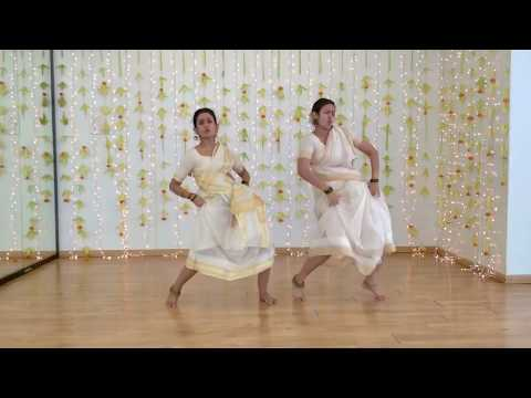 Download Jimikki Kammal Dance Perfomance by 2 Girls HD Mp4 3GP Video and MP3
