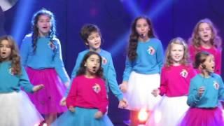 Хор Академии Популярной Музыки Игоря Крутого Детская Новая Волна