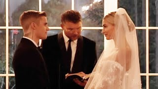 Inside Justin and Hailey Bieber's Wedding! Watch Never-Before-Seen Moments