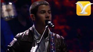 Jonas Brothers   Give Love A Try   Festival De Viña Del Mar 2013