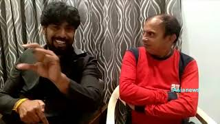 Exclusive interview with Nana Bachan the actor and the Boxer.