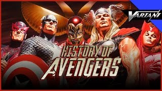 History Of Avengers!