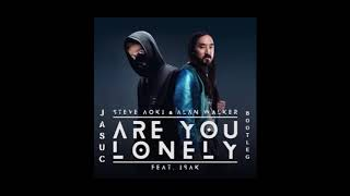 Steve Aoki x Alan Walker x ISAK - Are You Lonely (Jasuc Remix)