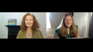 Celtic Spirituality and Shamanism for Our Times - An Interview with Dr. Karen Ward from Slí An Chroí
