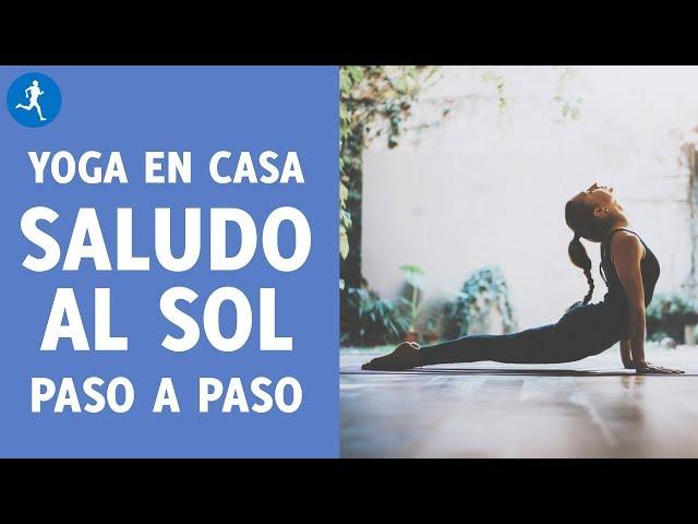 Saludo al Sol: Cómo hacer este ejercicio de Yoga de 8 asanas | Vitónica