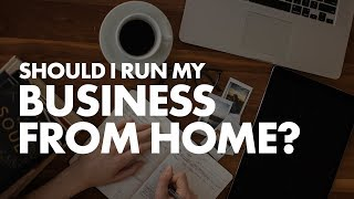 Pros & Cons of Running A Design Business From Home