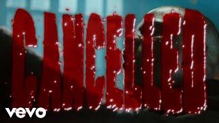 Kadr z teledysku CANCELLED tekst piosenki slowthai & Skepta