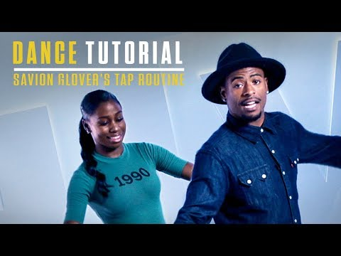 Step Up: High Water   Dance Tutorial   Savion Glover's Tap Routine