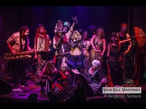 Heathen StrangFellow & the VaudeVille Vagabonds present StrangeLand
