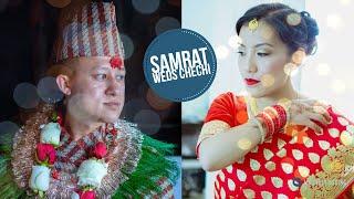 NEPALI WEDDING CEREMONY CHECHI & SAMRAT NEW YORK