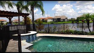 США. ОБЗОР ДОМА с Мебелью от $700 тыс. / Район Метровест, Орландо, Флорида