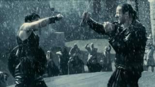 """Боевая сцена, Скотт Эдкинс против """"Неизвестный"""""""