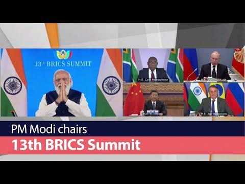 PM Modi chairs 13th BRICS Summit   PMO