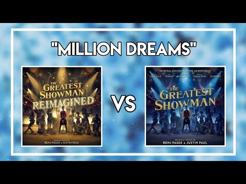 Million Dreams P!nk Vs Original Mp3