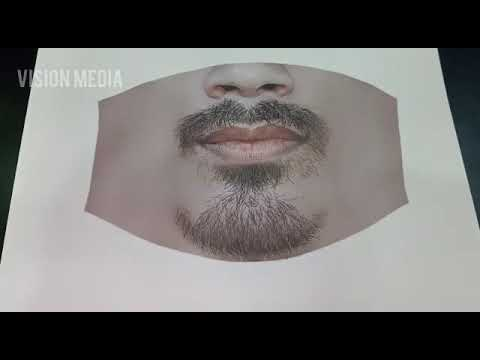 Face Mask Printing Machine