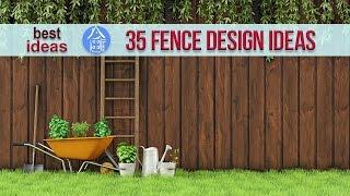 💗 35+ FENCE DESIGN Ideas For Garden And House 2017 - Beautiful Modern Ideas