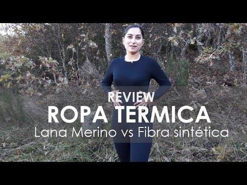 Como elegir ropa interior termica para montaña supervivencia o senderismo Decathlon Odlo Lana Merino