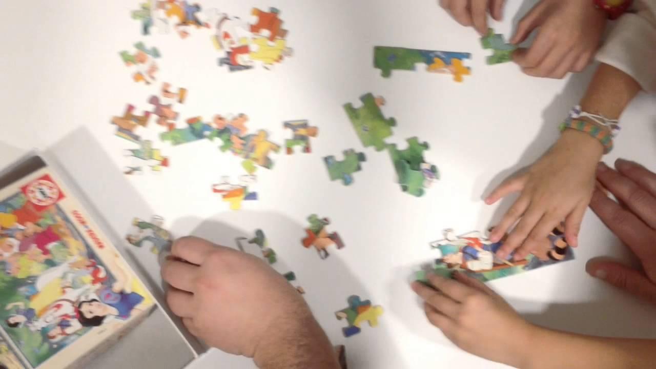 Puzzle de Blancanieves