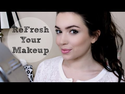 Howto: Refresh Your Makeup After a Long Day