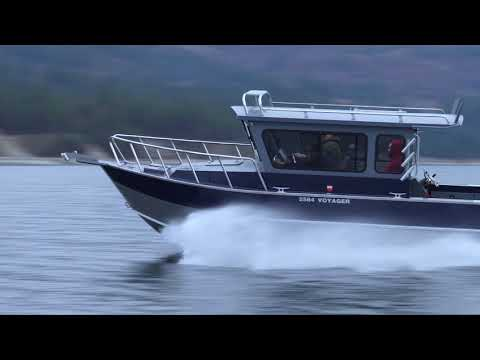 2020 Raider Boats 2584 Voyager SOLD!!!!! in Soldotna, Alaska - Video 2