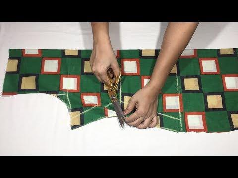 Simple Kameez cutting #1 - The Basic