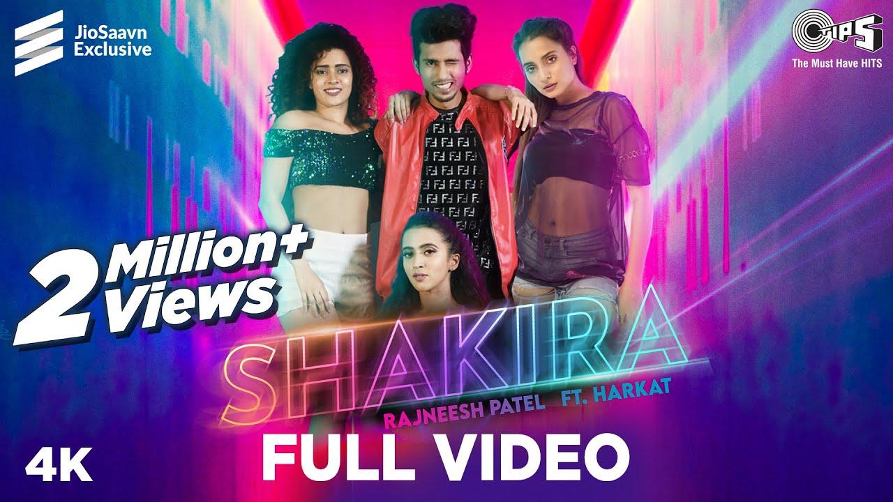 Shakira Marathi| Rajneesh Patel Lyrics