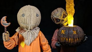 NECA: Trick 'r Treat: Ultimate Sam 7-inch Scale Action Figure Review