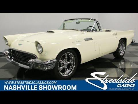 Video of '57 Thunderbird - J27C