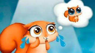 Мультик про малышей животных Помоги найти потеряшку