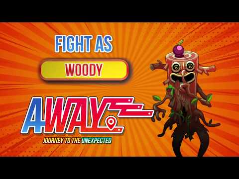 AWAY: Journey to the Unexpected - Character gameplay - Woody thumbnail