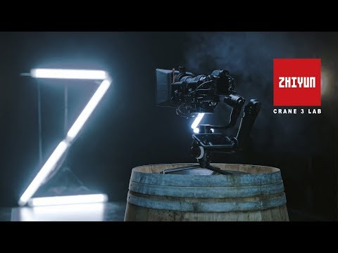 The Future of Filmmaking | Zhiyun Crane 3 LAB