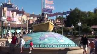 """it's a small world"" - Disneyland Paris HD Complete Ridethrough"