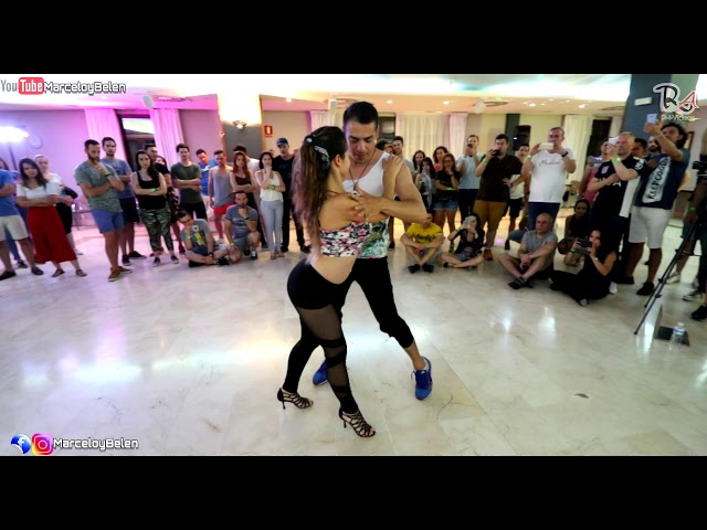 Marcelo & Belén - DJ Khalid - Slip
