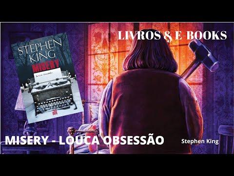 6 Misery - Louca Obssessão, de Stephen King